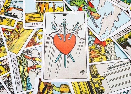 Tarot de l'amour